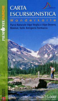 La carta escursionistica