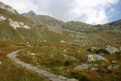 Albrunpass - lato svizzero
