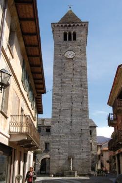 Il centro storico di Cannobio
