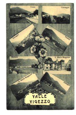 Cartoline della Val Vigezzo