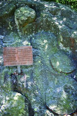 Cava di pietra ollare a Curgibin