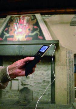 L'allestimento del museo offre possibilità di visita autoguidata attraverso