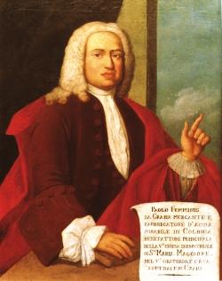 Ritratto Giovanni Paolo Feminis