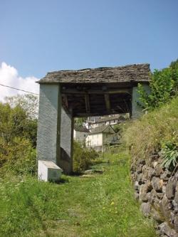 Cappella di Cuslor a Cursolo