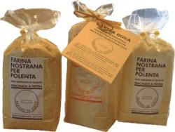 Farina prodotta nel mulino